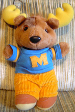 Name that toy! This cute little moose was the main character of a popular toy line in the 80s. What was the line called?