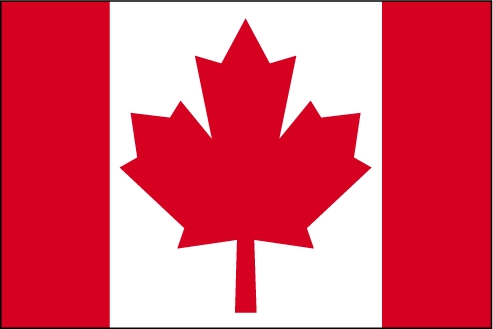 What are the two official languages of Canada?