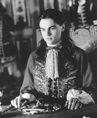 "Which King does Leonardo DiCaprio play in ""The Man in the Iron Mask?"