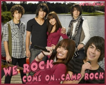 When Is The Camp Rock DVD Being Released?