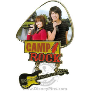 What Day did The Camp Rock Soundtrack Release?