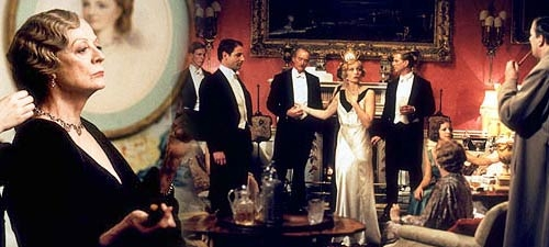 """TIME""-ING IS EVERYTHING: In what año does the film 'Gosford Park' take place?"