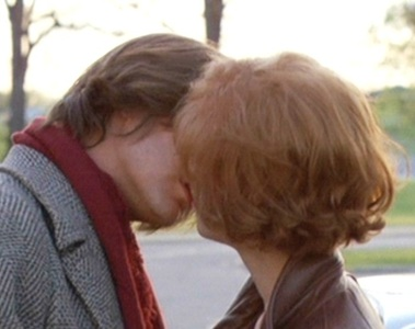 UP CLOSE AND PERSONAL! What movie is this famous kiss from?
