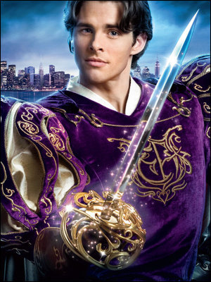 Which one of the following is not a movie James Marsden will be in in 2008/2009?