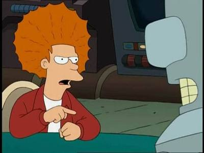 In 'A Taste of Freedom', Fry mentions how he has tired of working as a slave, and wants to go to graduate school in order to become a what?