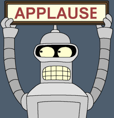 What is the SECOND most frequently uttered word by Bender?