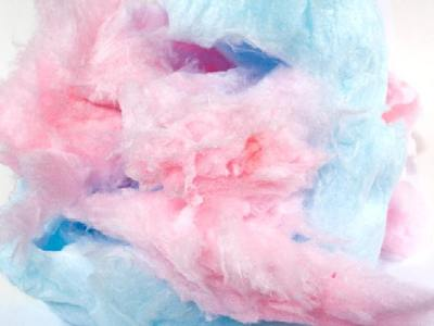 What is Cotton Candy made out of?