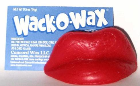 When are &#34;Wax Lips&#34; most popular?