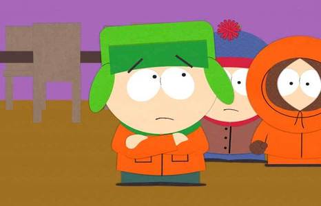 In which episode does Kyle have flashbacks to the numerous times Cartman has made fun of him for being Jewish?