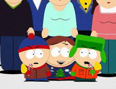 Who is Cartman's naughty-and-nice accountant?
