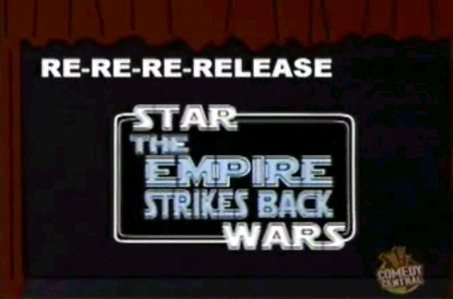 "In the new digitally remastered, politically correct re-re-re-release of nyota Wars: The Empire Strikes Back, what has the word ""Wookie"" been changed to?"