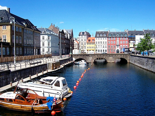 Know your Copenhagen: Where is this photo taken from?