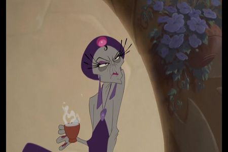 What relation of Pacha's does Yzma pretend to be in 'The Emperor's New Groove'?
