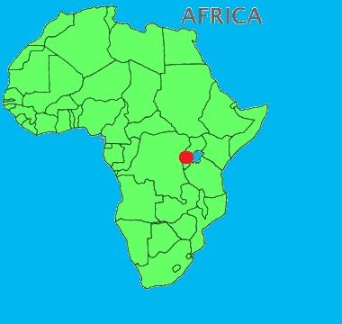 Zamunda Africa Map | Map Of Africa
