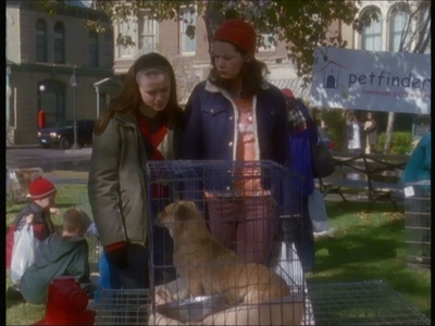 What was the name of Lorelai and Rory's hamster?