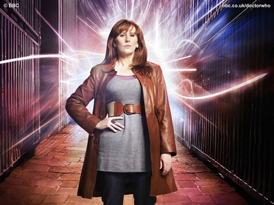 What was the last word Donna dicho at the end of the episode Journeys End?