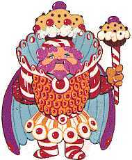 Which Candy Land character is this?