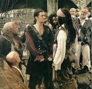 Why did Jack Sparrow(in movie3 on the Pearl) imprison Will?