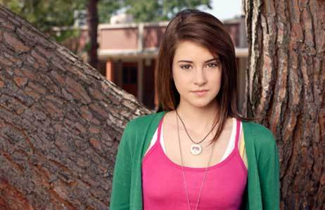 Shailene Woodley played Kaitlin Cooper on The O.C?? T/F