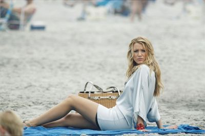 What is Serena's middle name? (TV show, not the books)