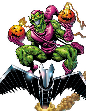 How many characters became the Green Goblin in the Spider-Man comics?