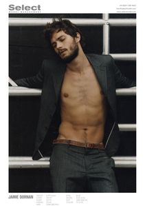 Where was jamie dornan born?
