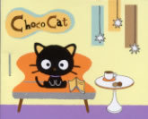 Where does Chococat live?