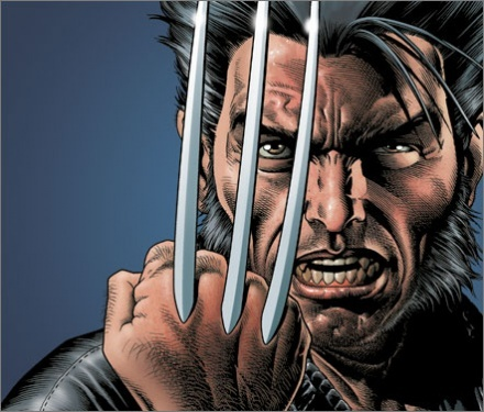 What is Wolverine's real name? (from comic books)