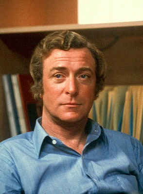True or False:  Michael Caine learned to drive when he was 30.