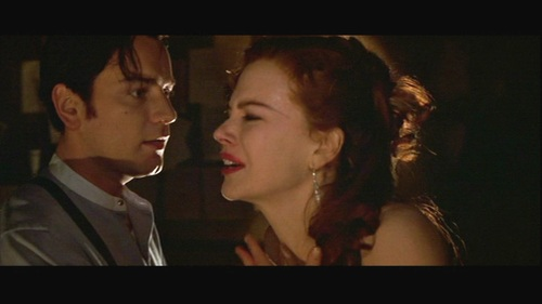 FINISH THE QUOTE! Satine: I couldn't go through with it. I saw you there, and I felt differently and I couldn't pretend...