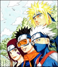 Who was the strongest on the Forth Hokage squan(squad 2)? Exclude the Forth