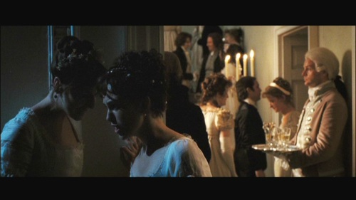 GIVE THE MOVIE (2005) RESPONSE! Lizzie: Did I just agree to dance with Mr Darcy?