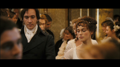 GIVE THE MOVIE (2005) RESPONSE! Mr. Darcy: Do bạn talk as a rule while dancing?