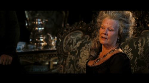 GIVE THE MOVIE (2005) RESPONSE! Lady Catherine: Do wewe play the pianoforte, Miss Bennet?