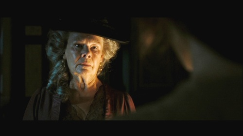 GIVE THE MOVIE (2005) RESPONSE! Lady Catherine: Has my nephew made you an offer of marriage?
