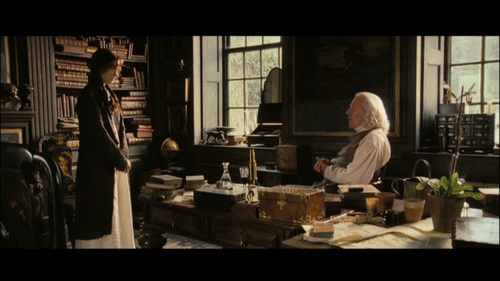 GIVE THE MOVIE (2005) RESPONSE: Lizzie: Have bạn no other objection than your belief in my indifference?