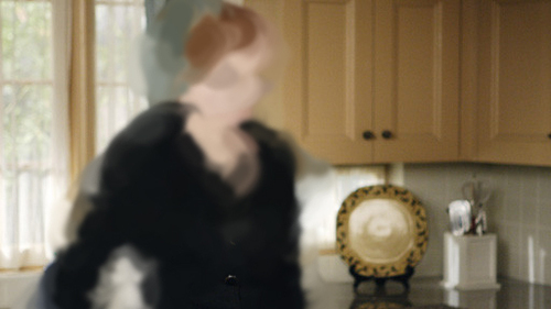 Who is behind the Blur?