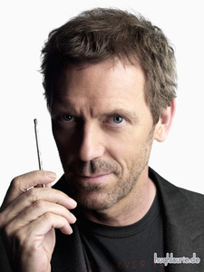 What is House's blood type?