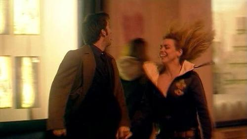 This image of the Doctor and Rose, is from which episode of Doctor Who?