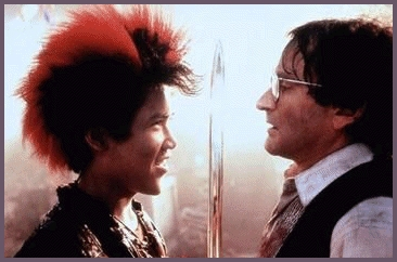 Which ISN'T a name that Peter calls Rufio at the banquet?