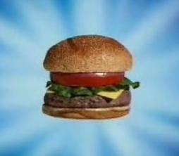 """As stated in """"Pickles"""", what are the order of the ingredients in a Krabby Patty?"""