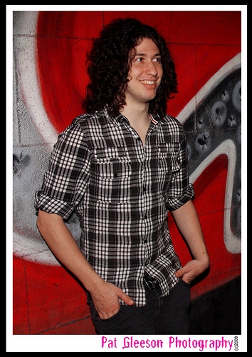 Ilan Rubin is....