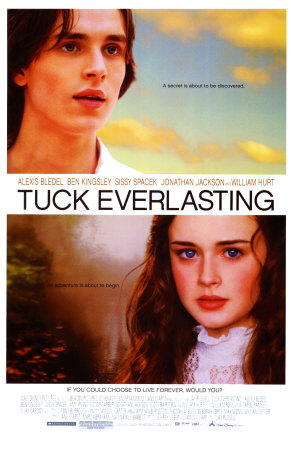 Which character did she play in 'Tuck Everlasting'?