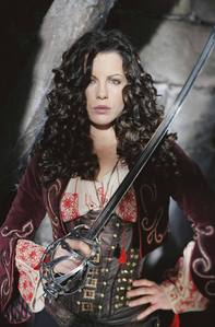 "What's the name of the character she played in ""Van Helsing""?"