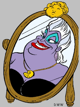How many tenticles did Ursula have?