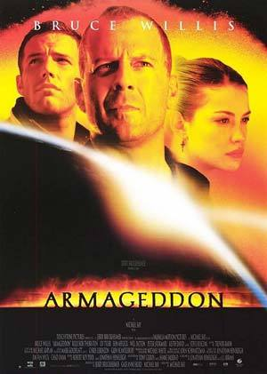 "What was the name of her character in ""Armageddon""?"
