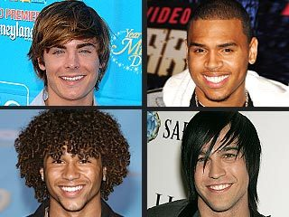 Who Topped The Teen فہرست of 50 Hottest Guys in Hollywood 2007 People Magazine?