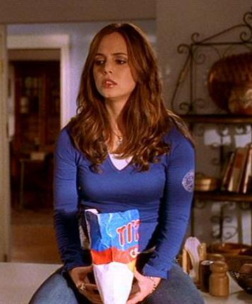 Which TV 表示する Is This Picture Of Eliza Dusku From?
