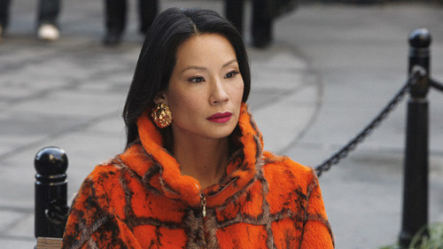 Which TV প্রদর্শনী is this picture of Lucy Liu from?