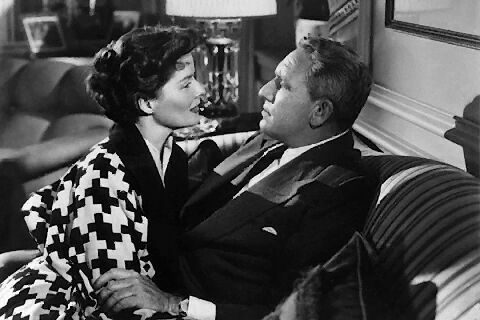 Which Katharine Hepburn/Spencer Tracy film is this scene from?